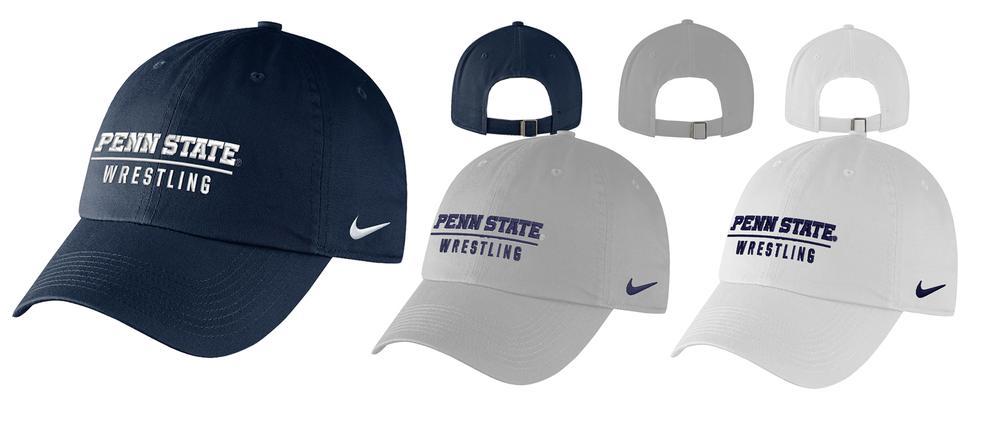 99ebe7f5c Penn State Nike Wrestling Bar Hat | Headwear > HATS > ADJUSTABLE