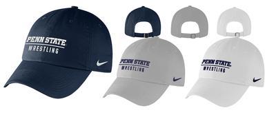 NIKE - Penn State Nike Wrestling Bar Hat