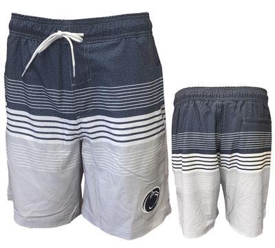G-III Apparel - Penn State Men's Warm Up Swim Trunks