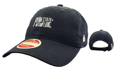 New Era Caps - Penn State Adult Classic Team Front Hat