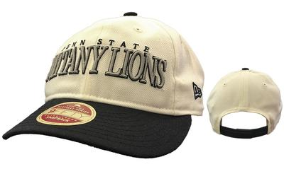 New Era Caps - Penn State Adult StatedTeam Front Hat