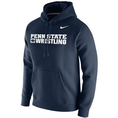 NIKE - Penn State Nike Men's Wrestling Hood