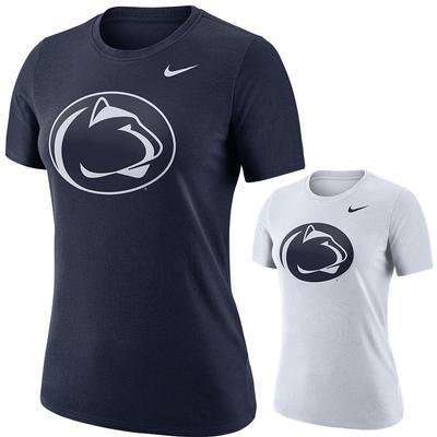 NIKE - Penn State Nike Women's NK Logo T-Shirt
