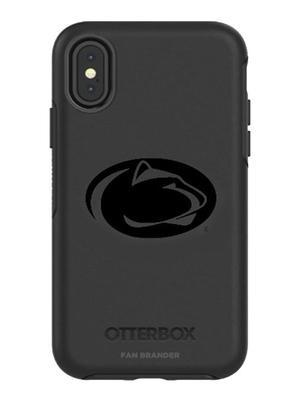 Otterbox - Penn State iPhone X/Xs Black Otterbox Phone Case