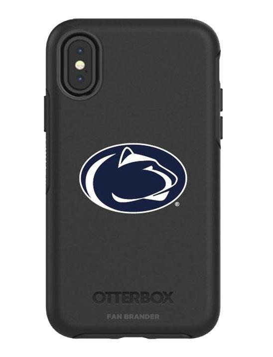 74b18d7a39e24e Penn State iPhone X/Xs Logo Otterbox Phone Case Item # OBIPHONEXXSLOGO