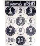 Penn State Baby 1st Year Monthly Sticker Sheet