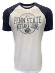 Penn State Men's Hudson Raglan T-Shirt