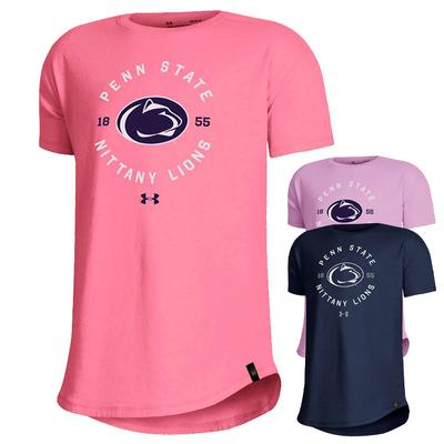 UNDER ARMOUR - Penn State Under Armour Youth PS Nit Lions T-Shirt