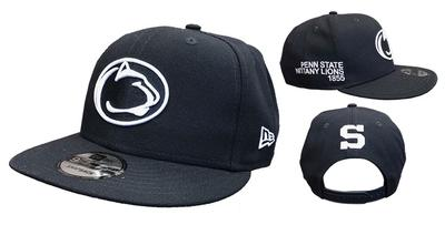 New Era Caps - Penn State Adult Tag Turn Hat