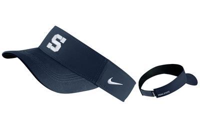 NIKE - Penn State Nike Adult NK Dry Visor