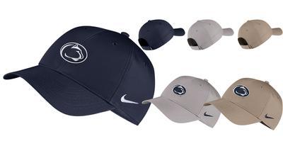 NIKE - Penn State Nike Adult NK Dry L91 Logo Hat
