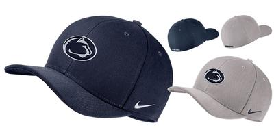 NIKE - Penn State Nike Adult NK Dry C99 Logo Hat
