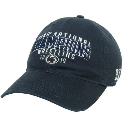 Legacy - Penn State 2019 Wrestling National Champions Hat