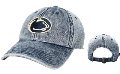 Legacy - Penn State Adult Stone Washed Denim Hat