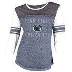 Penn State Women's Squad 3/4 Long Sleeve NAVY