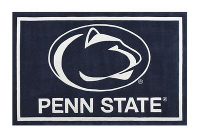 Luxury Sports Rugs - Penn State 3.5' x 5.5' Luxury Rug