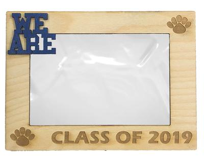Rock Lion - Penn State Class of 2019 Wood Picture Frame