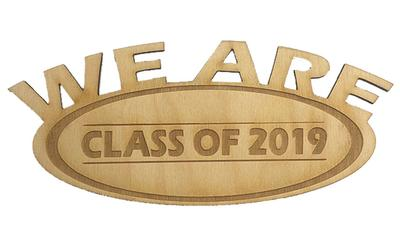 Rock Lion - Penn State We Are Class of 2019 Magnet