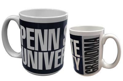 Nordic Company - Penn State 15 oz. El Grande Grandma Mug