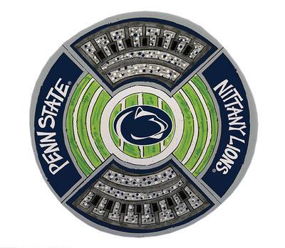 Magnolia Lane - Penn State Melamine Platter