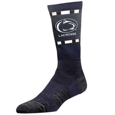 Strideline - Penn State Adult Lacrosse Crew Socks