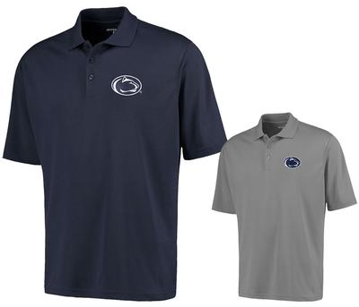 Antigua - Penn State Men's Pique Xtra Light Polo