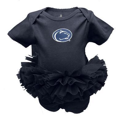 Creative Knitwear - Penn State Infant Tutu Bodysuit
