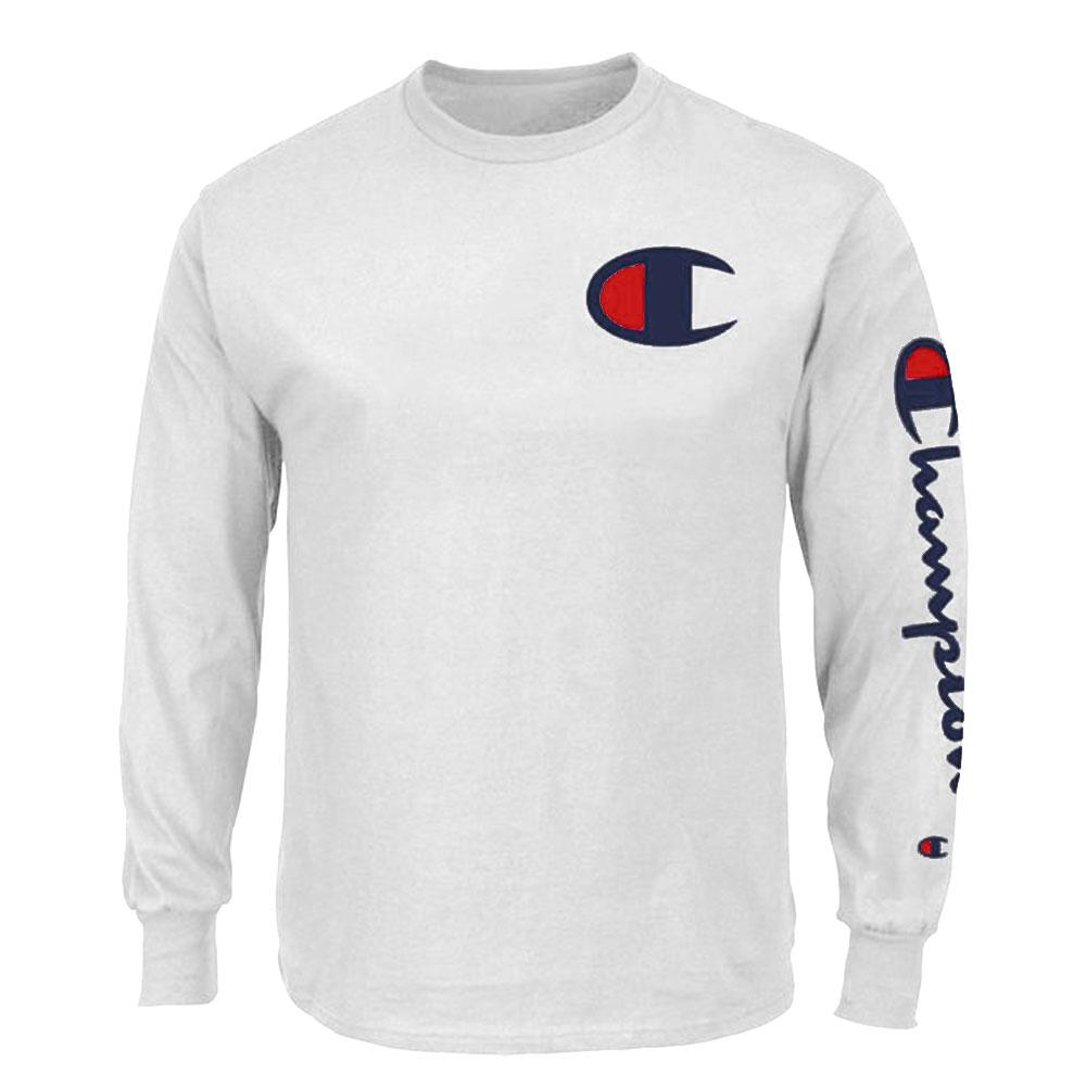 818cc9f12a8e Penn State Men's Champion Logo Long Sleeve | Mens > TSHIRTS > LONG ...