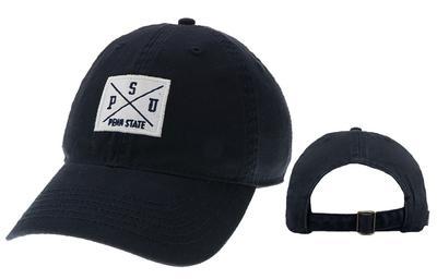 Legacy - Penn State Adult Relaxed Cross Hat
