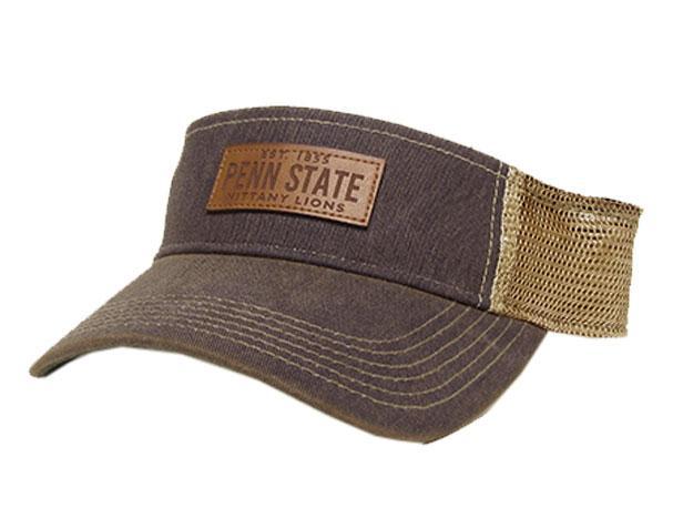 3030deb61 Penn State Adult Old Favorite Visor   Headwear > HATS > VISORS