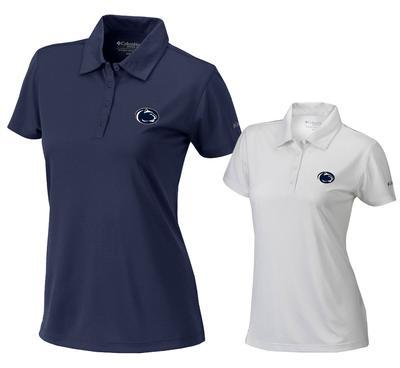 Columbia - Penn State Columbia Women's Omni-Wick Birdie Polo