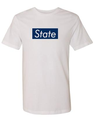 The Family Clothesline - Penn State Adult Futura State T-Shirt