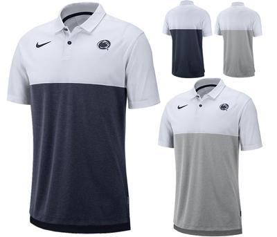 3dfbdac9 Penn State Nike Men's NK Breathe 2 Polo Item # AR6514DRSNKBRTH