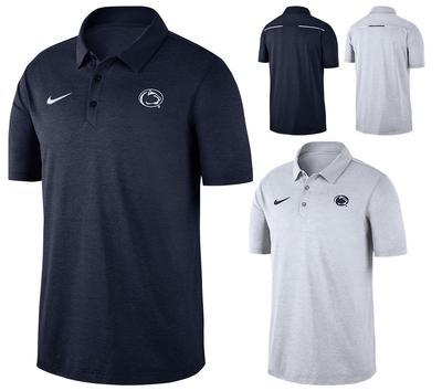 NIKE - Penn State Nike Men's NK Dry Polo