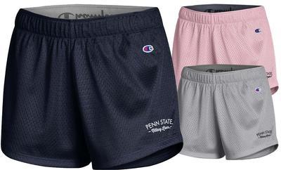 Champion - Penn State Champion Women's Mesh Shorts