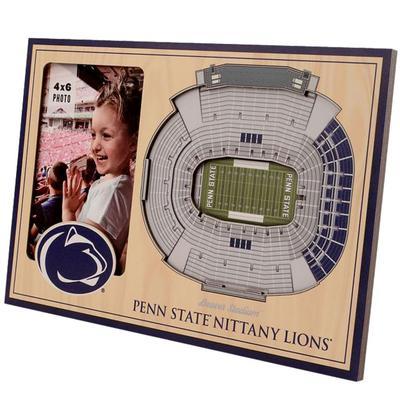 Sportula - Penn State 3D Stadium Picture Frame