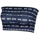 Penn State Women's Stacked We Are Bandeau Top