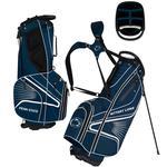 Penn State Grid Iron III Golf Stand Bag NAVY