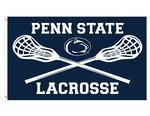 Penn State 3' x 5' Lacrosse Flag