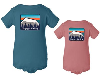 The Family Clothesline - Penn State Infant Happy Valley Mountains Creeper