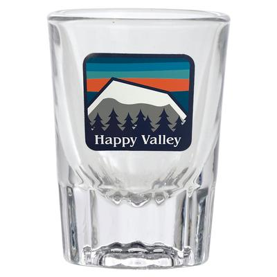 Nordic Company - Penn State 2 oz. Happy Valley Mountains Glass
