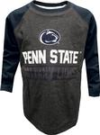 Penn State Toddler Color Block Slater Long Sleeve