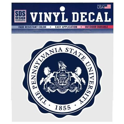 SDS Design - Penn State University Seal 6