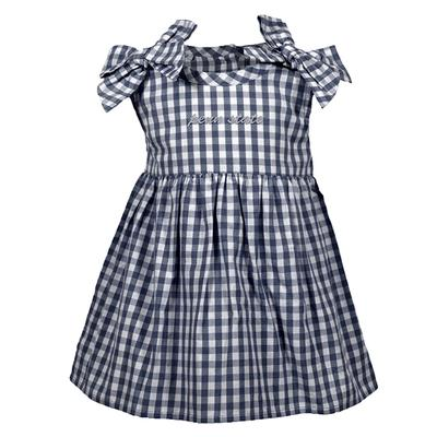 Garb - Penn State Infant Cora Gingham Dress