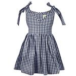 Penn State Toddler Cora Gingham Dress