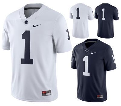 NIKE - Penn State Nike #1 Replica Football Jersey