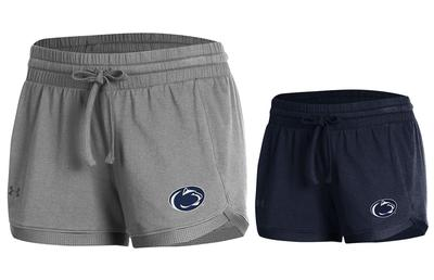 UNDER ARMOUR - Penn State Under Armour Women's Ascend Shorts