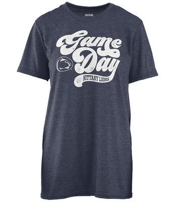 Press Box - Penn State Women's Retro Gameday T-Shirt