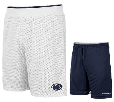 Colosseum - Penn State Men's Wiggum Reversible Shorts