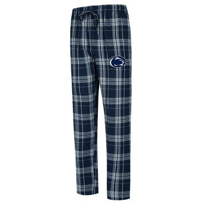Concepts Sport - Penn State Men's Hillstone Flannel Pants